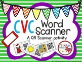 CVC Word Scanner FREEBIE