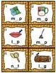 CVC Words Task Cards/ Scoot