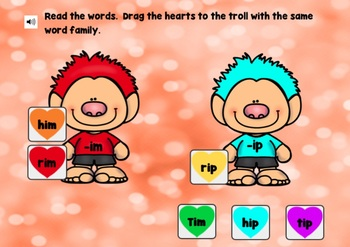 BOOM CARDS CVC Words Kindergarten 1st | Boom Cards Reading