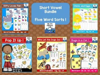 Word Families (CvC)