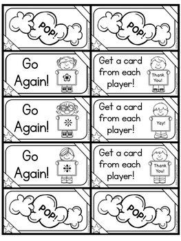 Word Study and Sorting Cards
