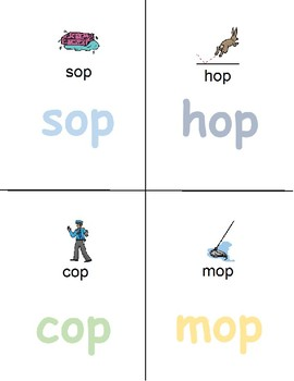 CVC Word Trace