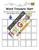 CVC Word Treasure Hunt