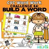 CVC Word Work #4