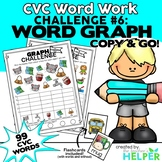 CVC Word Work #6