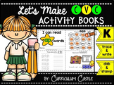 CVC Word Families {Activity Mini Books}