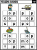 CVC Worksheets and Activities: Short O Word Work
