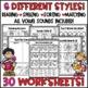 CVC Word Work {Valentine's Day Edition}