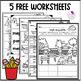 CVC Word Work **freebie**