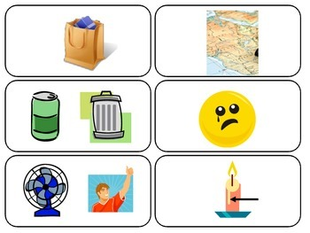 CVC Word and Picture Cards