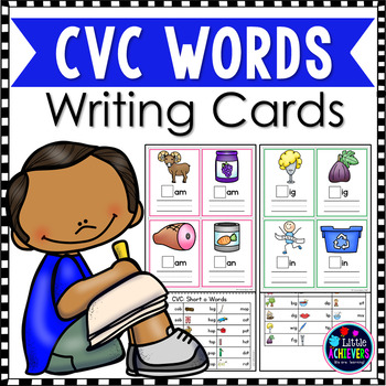 CVC Activities Write and Wipe Cards