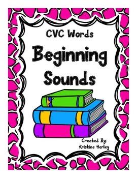 Beginning Sounds-CVC Words