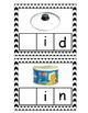 Beginning Sound Cards with Letters Cards for Kindergarten: