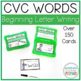 CVC Words Beginning Sound Writing
