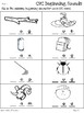CVC Words - Beginning Sounds Practice