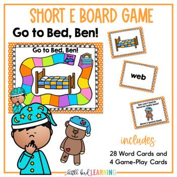 CVC Words Board Game Bundle