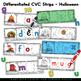 CVC Words- Build it Strips - Winter