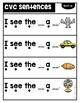 CVC Words~ CVC Sentences
