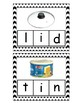 CVC Word Cards With Pictures:
