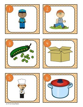 CVC Word Activities, Centers and Worksheets - Short O Set