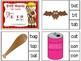 CVC Words Clip Cards