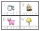 CVC Words Clip Cards - Free Sample