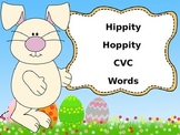 CVC Words Power Point- Easter Theme