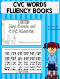 CVC Words Fluency Books