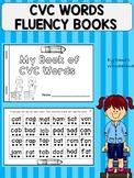 CVC Words Reading Fluency Books