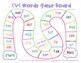 CVC Words Game Board (Short Vowels)