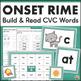 CVC Words Activities Bundle