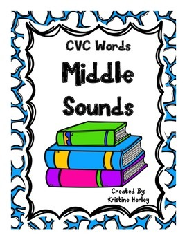 Middle Sounds-CVC Words