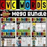 CVC Words Mega Bundle