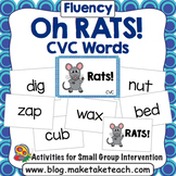 CVC Words - Oh Rats!