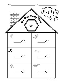 CVC Words Practice Activity Set and Games
