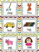 CVC Words - Read, Write, and Count the Room {Literacy and Math Center} {CCSS}
