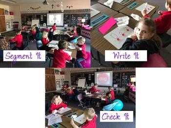 CVC Words- Segment & Spell