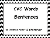 CVC Words Sentences: