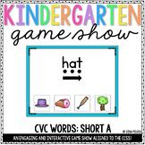 CVC Words (Short A) PowerPoints