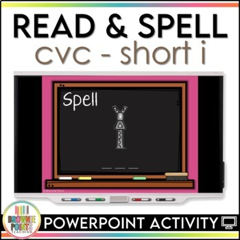 CVC Words - Short I