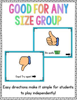 CVC Words (Short I) PowerPoints