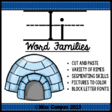 CVC Words : Short I Word Families