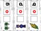 CVC Words:  Short O Beginning Sounds Cards