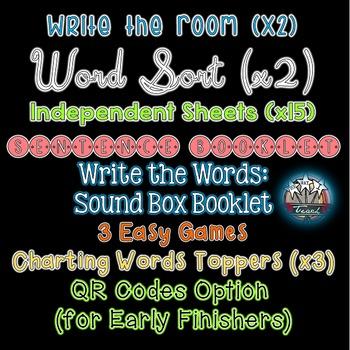 CVC Words: Short U Word Work and Printables