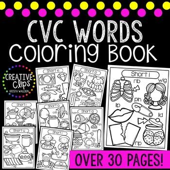 short vowels coloring pages - photo#25