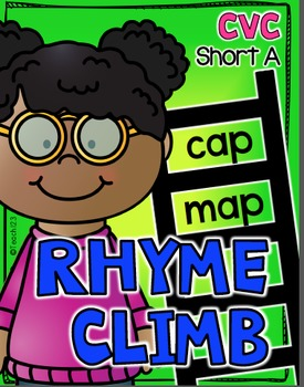 CVC Rhyming Short A Word Families
