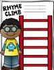Short Vowel E Rhyme Climb