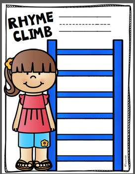 Short Vowel I Rhyme Climb