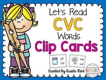 CVC Words / Word Work