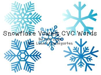 CVC Words Vowel Sort